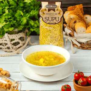 Rezanca za supu